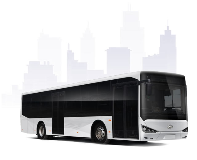 Battery electric bus Product