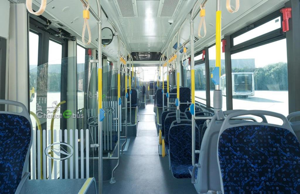 UC e-bus 18m long